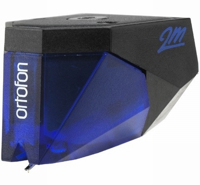ORTOFON 2M Blue Cellule MM