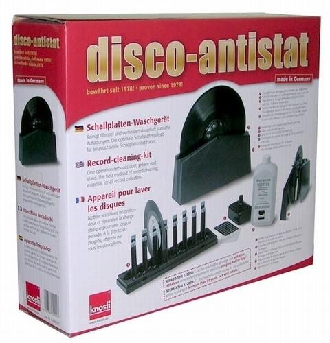 Knosti 3508 Disco Antistat Vinyl Waschgerät