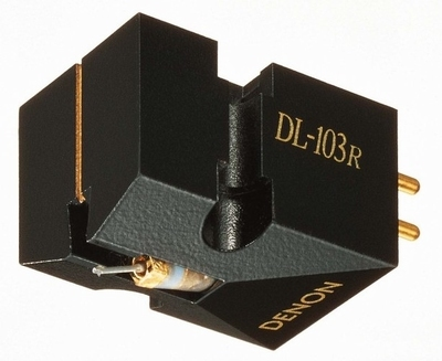 Denon DL-103R Handcrafted MC Phono Cartridge
