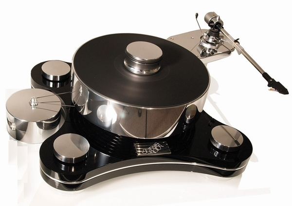 Transrotor ZET-3 Turntable - Basis   set