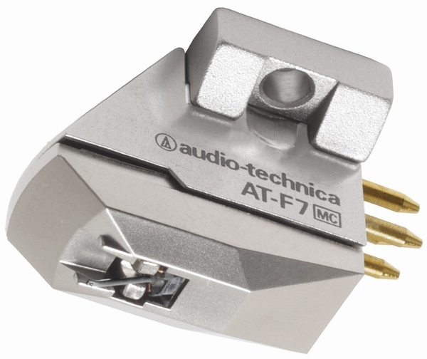 Audio Technica AT-F7 MC Tonabnehmer