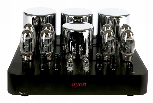 AYON Triton III Tube Amplifier - 8 x KT150