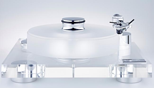 Transrotor Leonardo 40/60 TMD Platenspeler
