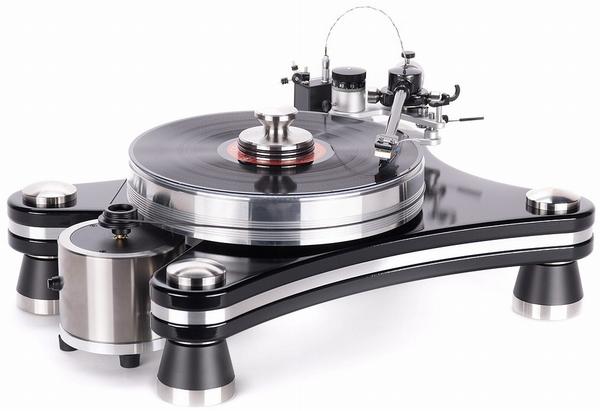 VPI Prime Signature Platine Vinyle avec Bras Lecteur 10