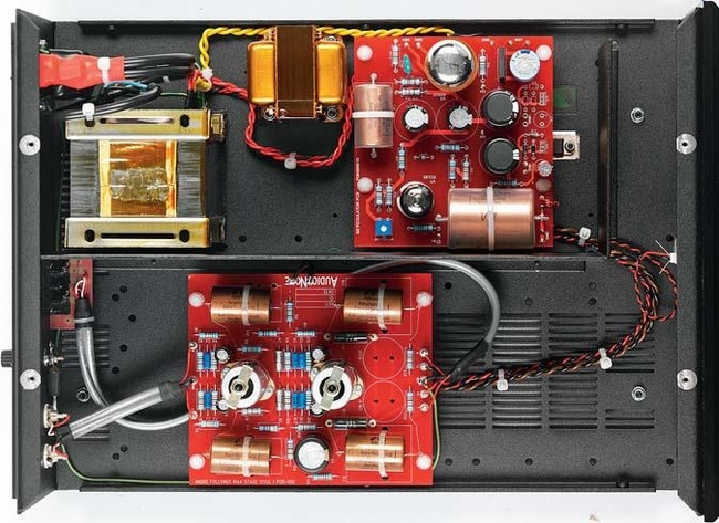 Audio Note M2 RIAA Tube Phonoi Stage