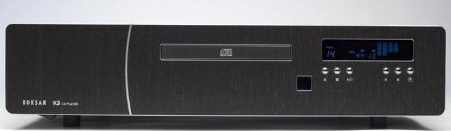 Roksan K3 CD Di Player / DAC