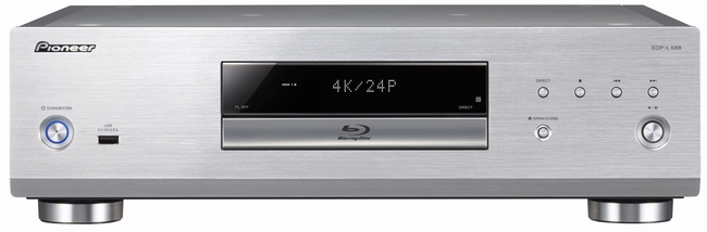 Pioneer BDP-LX88 Lecteur Blu-Ray / SACD / CD