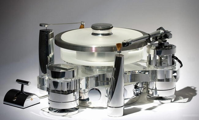 Transrotor Tourbillon FMD Turntable