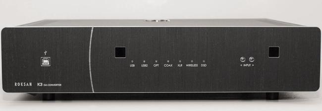 ROKSAN K3 DAC - PCM & DSD - Demo