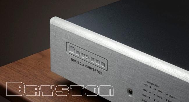 Bryston BDA-3 D/A Wandler / Übertrager