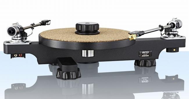 AVID Ingenium Twin Platine vinyle