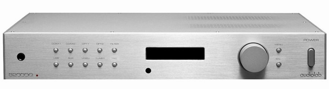 Audiolab 8200DQ Digital Preamplifier / DAC - OCCASION