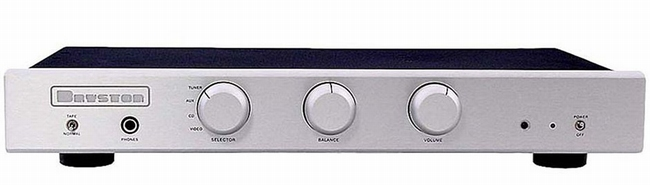BRYSTON BP6 Preamplifier - SALE