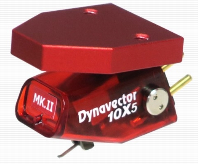 Dynavector DV 10X5 mk.2 Cellule MC