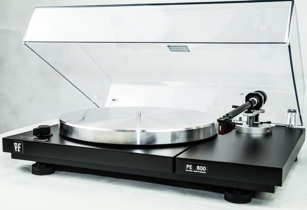 Perpetuum Ebner PE-800 Platine vinyle