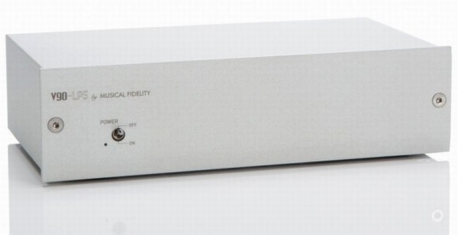 Musical Fidelity V-LPS II préampli phono MM/MC
