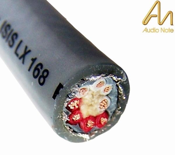 Audio Note ISIS câbles enceintes 2x205 cm