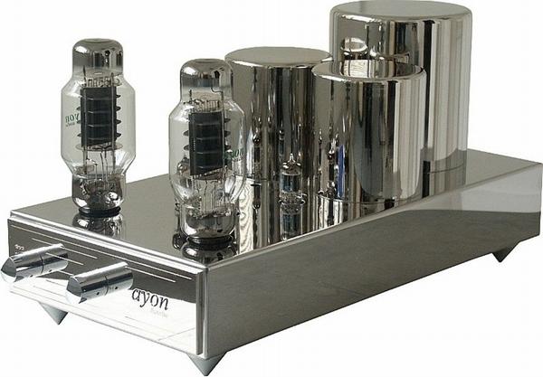 AYON Sunrise SET Tubes Amplifier