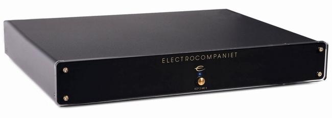 Electrocompaniet EC4.8 Mk.II Balanced Line Preamp