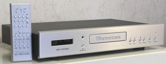 Bryston BCD-1 CD-Speler - OCCASION