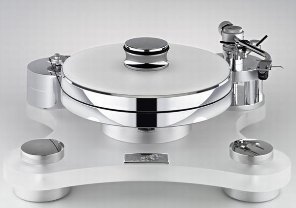 Transrotor ZET 1 Plattenspieler - Ohne Tonarm   set