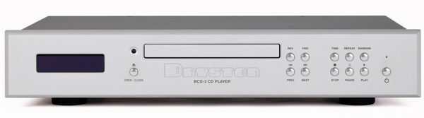 BRYSTON BCD-3 CD Player