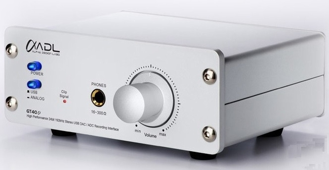 Furutech / ADL GT-40a USB DAC / Phono ADC / Preamp