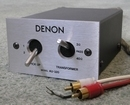 DENON AU-320 MC Step-Up Transformator