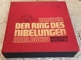 WAGNER - Ring des Nibelungen - 19 LP Set