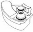 SME FDIV Vibrationsdämpfer
